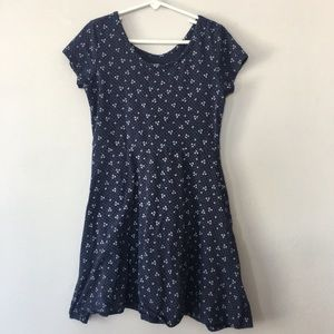 3/$20 George Floral Print Girls Dress Size Large